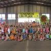 Una fiesta infantil clausura el Campus Deportivo del Ateneo de Santa Lucía