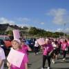 Unas 300 personas caminaron en Maspalomas por la vida y contra el cáncer