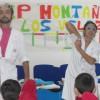 """La Mancomunidad del Sureste presenta en Santa Lucía """"Agüita, no malgastes"""""""