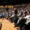 Estudiantes de Santa Lucía abarrotan el Víctor Jara en la sección Cine con Clase