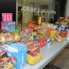 El Tablero recoge cerca de 300 kilos de alimentos para Elomar