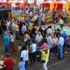 Santa Lucía celebra el Día del Vecino en la zona peatonal de Vecindario