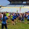 Unos 400 alumnos participan en el Encuentro de Deporte Escolar de Maspalomas