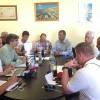 El Ayuntamiento de Mogán colabora en la limpieza de las manchas de fuel