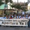 Elevan al diputado del común la protesta por el Centro de Salud de Vecindario