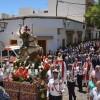 El fervor y la tradición marcan la festividad principal de Santiago en Tunte