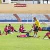 Las Palmas entrenará en Maspalomas por el mal estado del césped de Barranco Seco