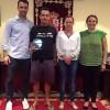 El Ayuntamiento de Mogán reconoce el mérito deportivo de Alejandro Molina
