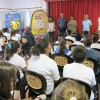 La Mancomunidad del Sureste enseña a los escolares nuevos hábitos para el buen reciclaje