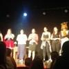 Divino Tesoro representó en El Tablero 'La otra historia de Caperucita Roja'