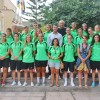 Mogán reconoce el mérito de las futbolistas del Club Deportivo Femarguín