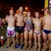Reino y Martel conquistan el acuatlón nocturno Acuarun XXX en Playa de Mogán