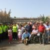 Santa Lucía emplea en los huertos urbanos a través del programa ZAD