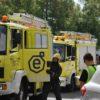 Vehículos del Consorcio de Emergencias de Gran Canaria