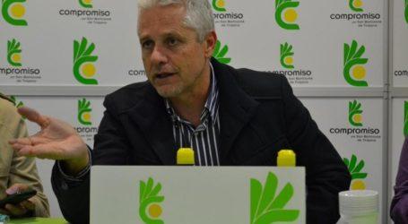 Compromiso por Gran Canaria nombra vicepresidente al presidente tirajanero Paco Pérez