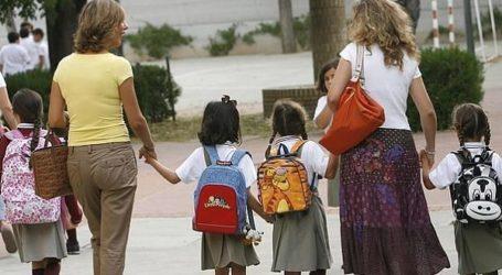Más de 170.000 niños comienzan las clases de Infantil y Primaria en Canarias