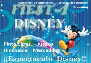 Día Disney, en Maspalomas