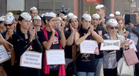 """24 de noviembre: """"Nadie sin salud. Nadie sin hogar"""""""