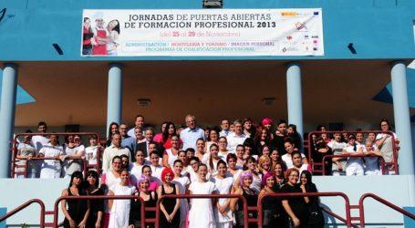 El IES Faro de Maspalomas clausura la Semana de las Enseñanzas Profesionales