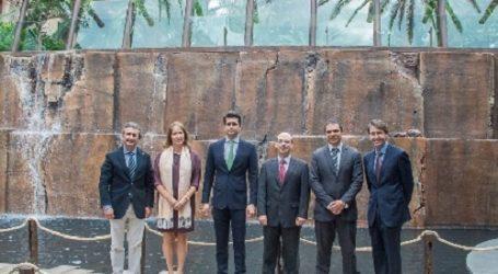 Lopesan Hotel Group presenta su nuevo sello digital en la World Travel Market