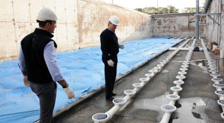 Canaragua renueva todos los difusores de la depuradora de El Tablero con 170.000 euros