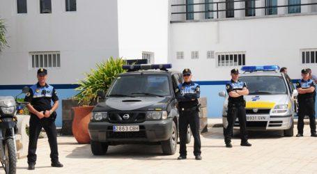 La Policía Local tirajanera aumentó su efectividad durante el 2013