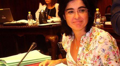 """Carolina Darias: """"Bravo de Laguna debe dar explicaciones públicas"""""""