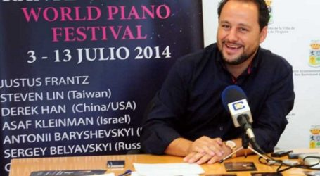 El piano protagonizará las veladas del 16º Finca Festival Frantz & Friends