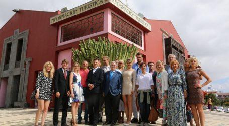 Gran Canaria se promociona en un reality de la televisión lituana
