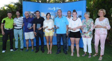 Seaside Hotels aporta 5.000 euros al XI Torneo de Golf Solidario
