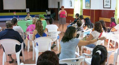 Los aromas invaden la AV El Taro en el arranque de su programa cultural