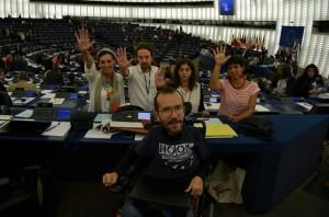 Pablo Echenique y Podemos contra las prospecciones