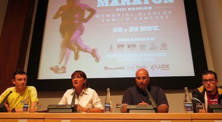 La media maratón Alcalde Camilo Sánchez supera los dos mil inscritos