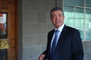 Francisco González, alcalde de Mogán y consejero insular