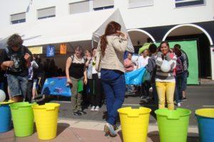 Campaña sobre separación de residuos
