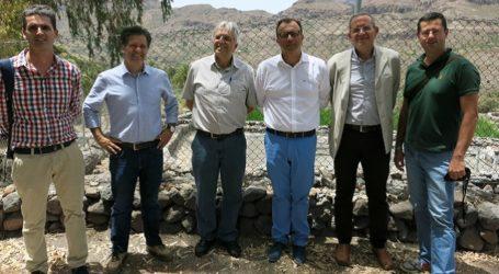 La depuradora de El Ingenio de Santa Lucía podría servir como modelo para La Palma
