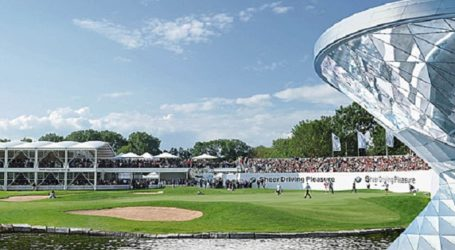 Canarias potencia el turismo de golf en el BMW International Open 2015
