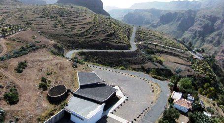 Un aparcamiento mejora el servicio del Centro de Interpretación de La Fortaleza