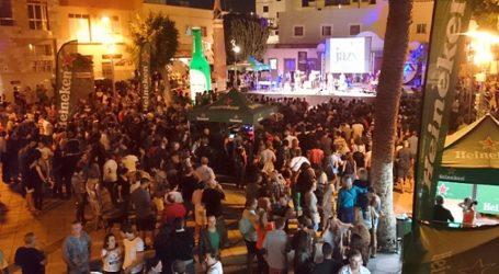 Las plazas de San Rafael y Algodoneros amplían la red eléctrica de baja tensión