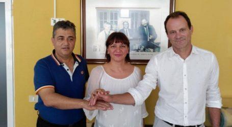 Dunia González toma posesión del cargo de presidenta de la Mancomunidad del Sureste