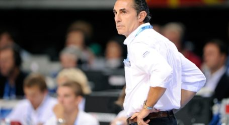 Scariolo escoge la playa de Maspalomas para descansar tras el Eurobasket