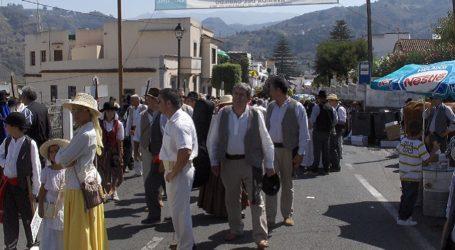 Lomo Galeón y El Salobre disfrutan sus fiestas del Pilar y Santa Margarita