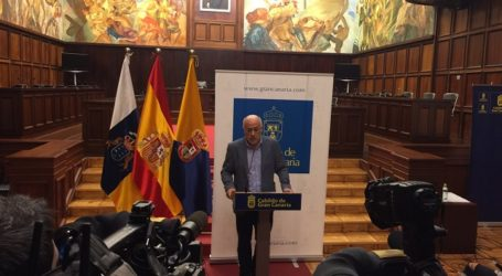 Morales exige a Clavijo una rectificación inmediata por compararlo con el nazi Goebbels