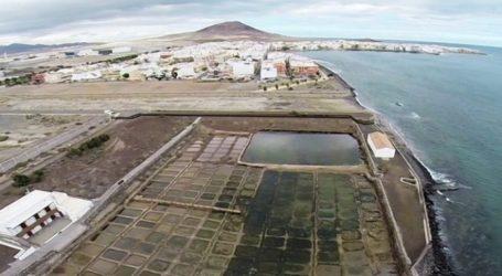 Las salinas de Arinaga foco de investigaciones para obtener combustible verde