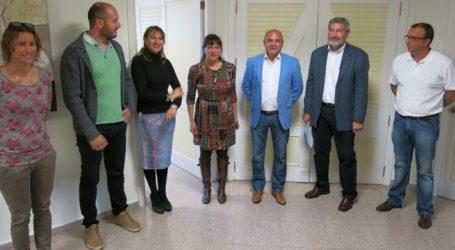 González solicita al Cabildo colaboración para impulsar nuevas estrategias turísticas