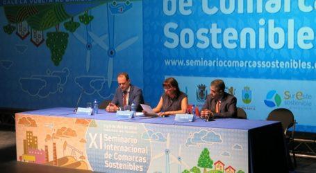 Más de 800 personas participan en el XI Seminario de Comarcas Sostenibles
