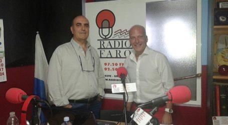 """Julio Ojeda: """"El PSOE es de izquierdas e intentamos que nuestras políticas lo sean"""""""