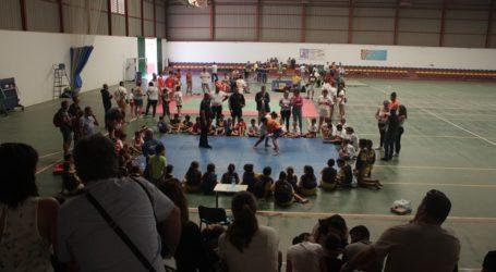 Las escuelas municipales de Lucha Canaria clausuran el curso en Santa Lucía