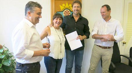 La Mancomunidad del Sureste apoya un documental sobre la solidaridad en Canarias