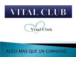 Banner VITAL CLUB